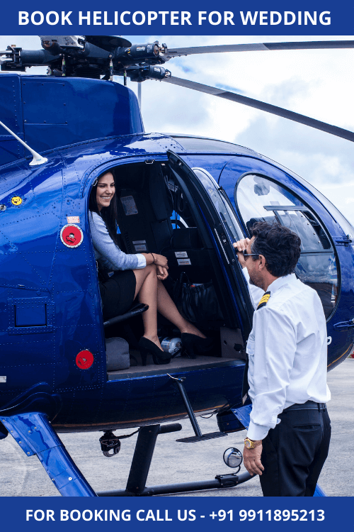 Book Helicopter For Wedding In {State}