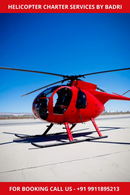 Helicopter Charter Services In {State}