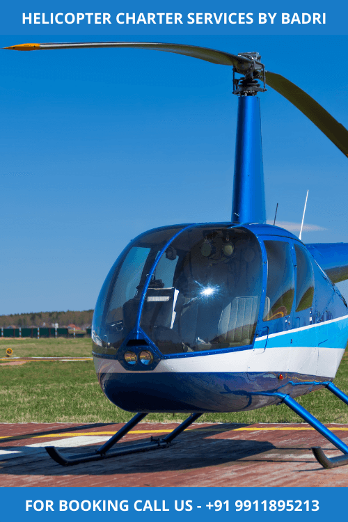 Helicopter Charter {State}